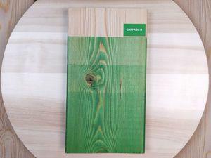 Видеокаталог цветных масел для дерева GAPPA 0019 (зеленый яркий). Ярмарка Мастеров - ручная работа, handmade.