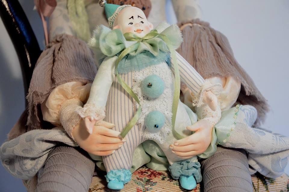кукла ручной работы, кукла на заказ
