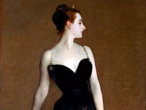 Как женщина «выгнала» Сарджента из Парижа. Ярмарка Мастеров - ручная работа, handmade.