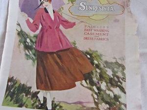 Журнал 1917 года   Ярмарка Мастеров - ручная работа, handmade