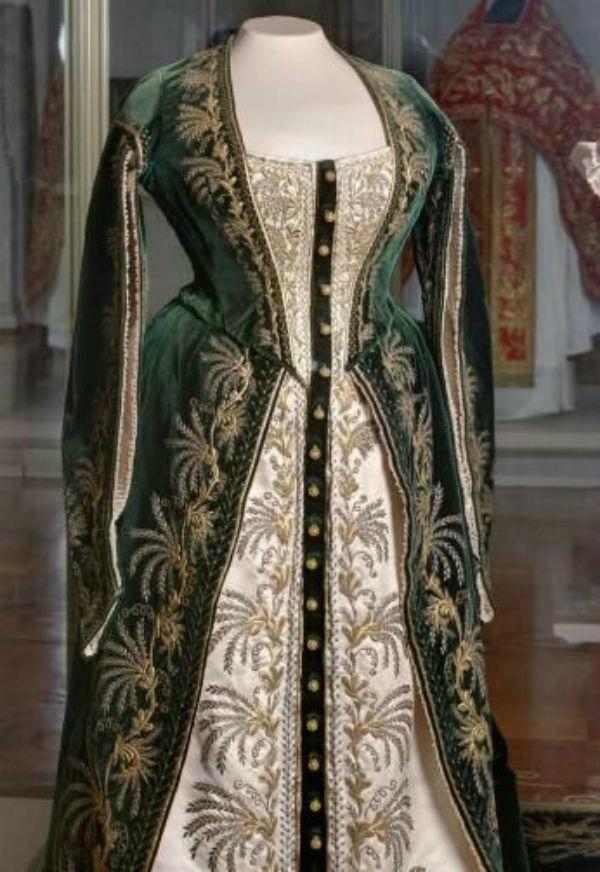 Придворное форменное платье. Часть 1, фото № 30