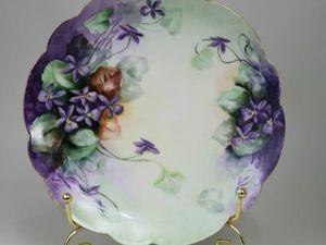 Понедельник — день тарелочный!!!. Ярмарка Мастеров - ручная работа, handmade.