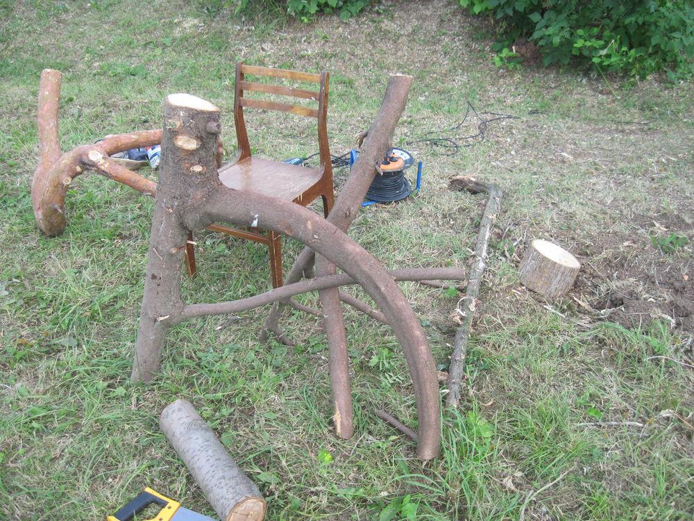 Об участии в международном фестивале деревянной скульптуры., фото № 6