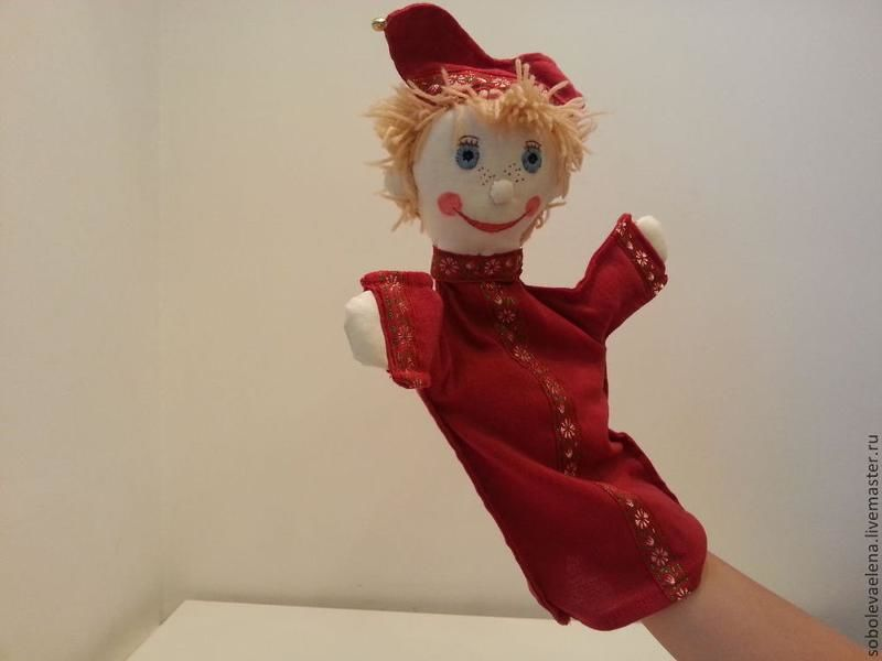 картинки кукол перчаток эффектно