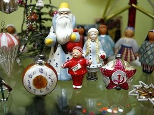 Новогодние игрушки. Ярмарка Мастеров - ручная работа, handmade.