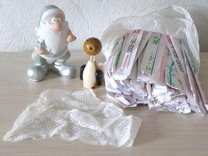 Отдам даром фигурки, палочки суши, воротник. Самовывоз, м.Отрадное, Москва или почта | Ярмарка Мастеров - ручная работа, handmade