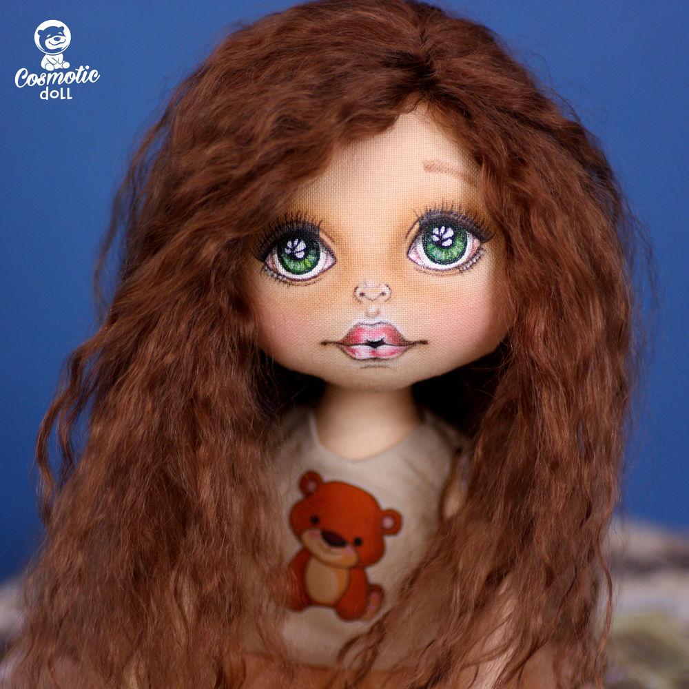 кукла текстильная купить, кукла для любимой