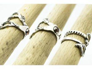 Новинка! Кольцо - ножницы. Ярмарка Мастеров - ручная работа, handmade.