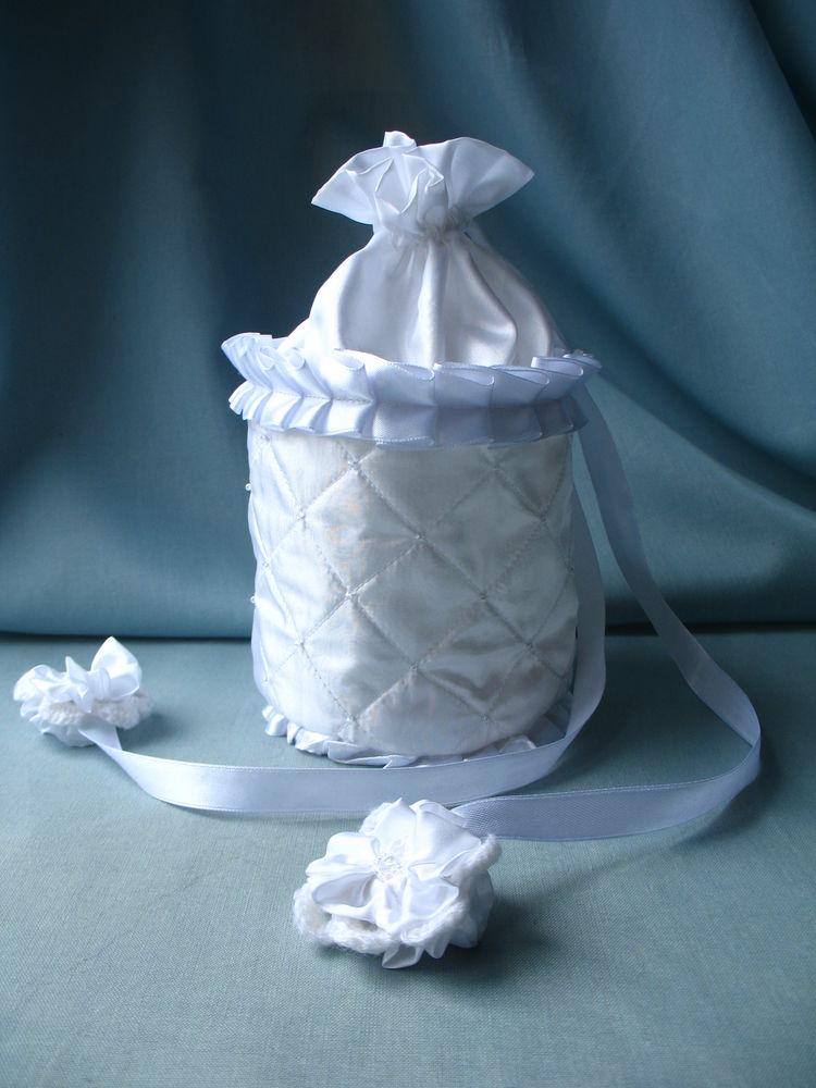 свадебные аксессуары, белоснежный