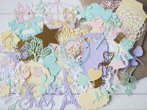 ПРЕДЗАКАЗ мартовского волшебного конвертика. Ярмарка Мастеров - ручная работа, handmade.