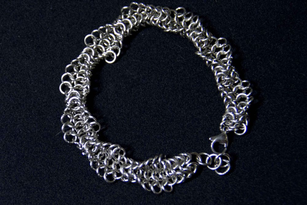 мк, chainmaille