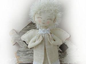 Ангел хранитель. Ярмарка Мастеров - ручная работа, handmade.