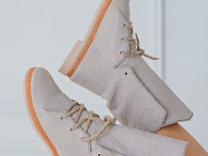 Можно Ли Валять Обувь из Тонкого Мериноса?. Ярмарка Мастеров - ручная работа, handmade.