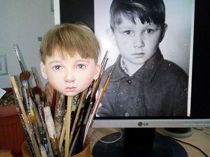 Новые кукольные дети по фото)0. Ярмарка Мастеров - ручная работа, handmade.