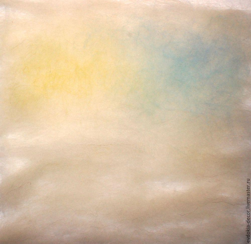 mk watercolor wool