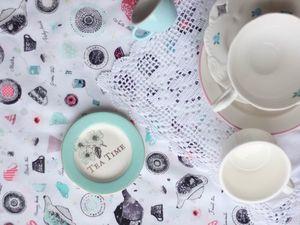 Сумасшедшее чаепитие. Ярмарка Мастеров - ручная работа, handmade.