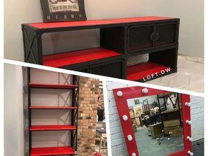Комплекты мебели в стиле лофт на заказ. Ярмарка Мастеров - ручная работа, handmade.