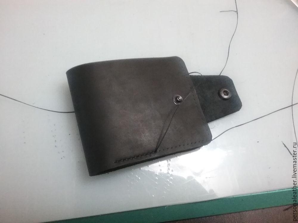 кошелек ручной работы