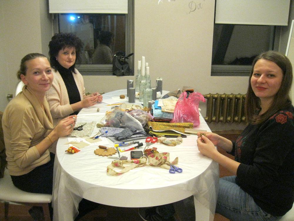 текстильные украшения, бохо украшения, украшение ручной работы, новогоднее украшение