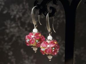 Серьги в подарок - просто так:) от Наталья Малышева   Ярмарка Мастеров - ручная работа, handmade