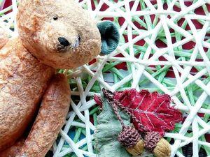 Процессы создания образа тедди. Ярмарка Мастеров - ручная работа, handmade.