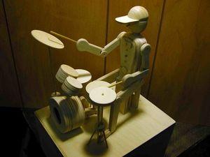 Барабанщик. Ярмарка Мастеров - ручная работа, handmade.