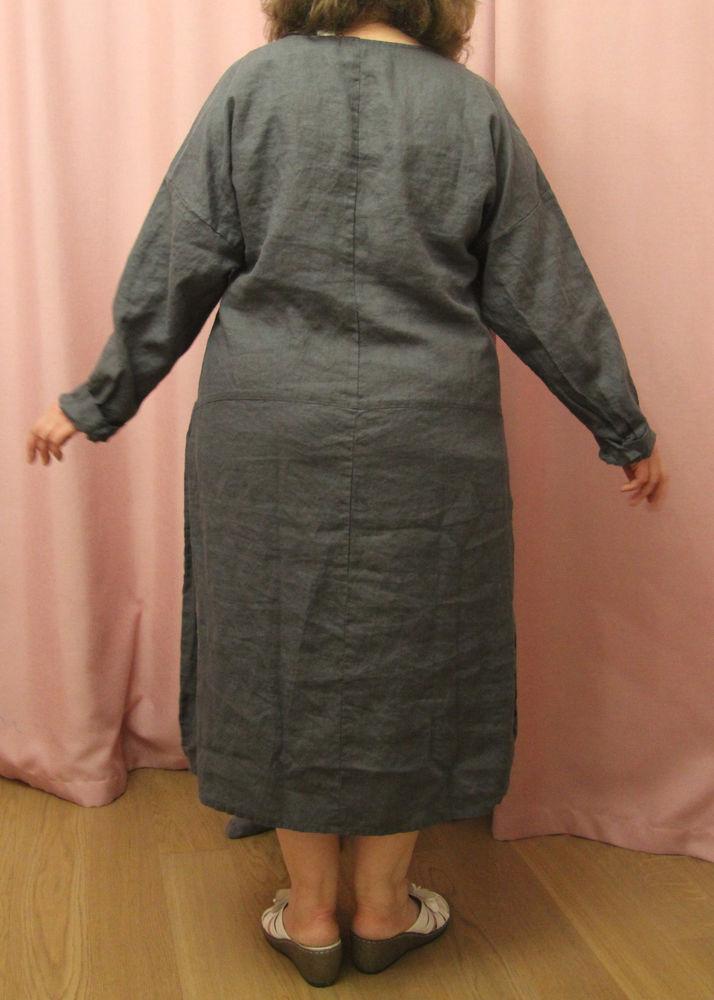 бохо туника, 56 размер, бохо шик