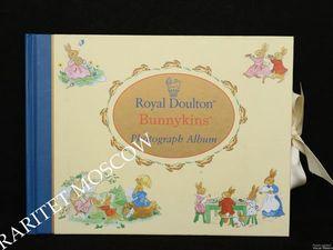 Фотоальбом альбом заяц кролик Bunnykins Royal Doulton 2. Ярмарка Мастеров - ручная работа, handmade.