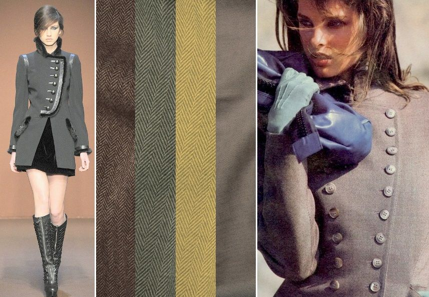 шерсть елочка, шерстяные ткани, костюмные ткани, пальтовые ткани, ткани из италии, ткани для одежды, ткани для шитья