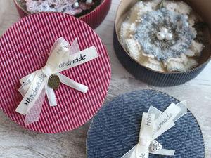 Делаем своими руками красивые подарочные коробочки из гофрированного картона | Ярмарка Мастеров - ручная работа, handmade