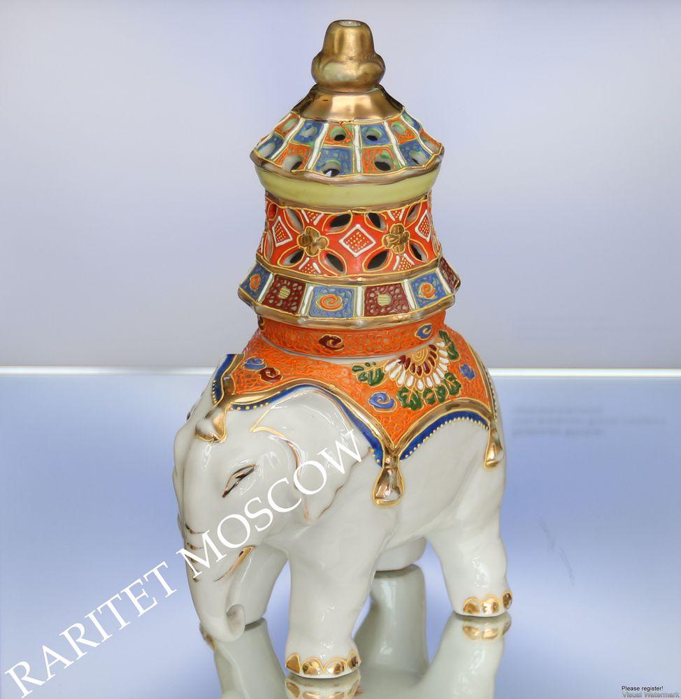 антиквариат, старинный слон