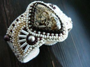 Аукцион на браслет Шоколад и карамель! Сейчас!. Ярмарка Мастеров - ручная работа, handmade.