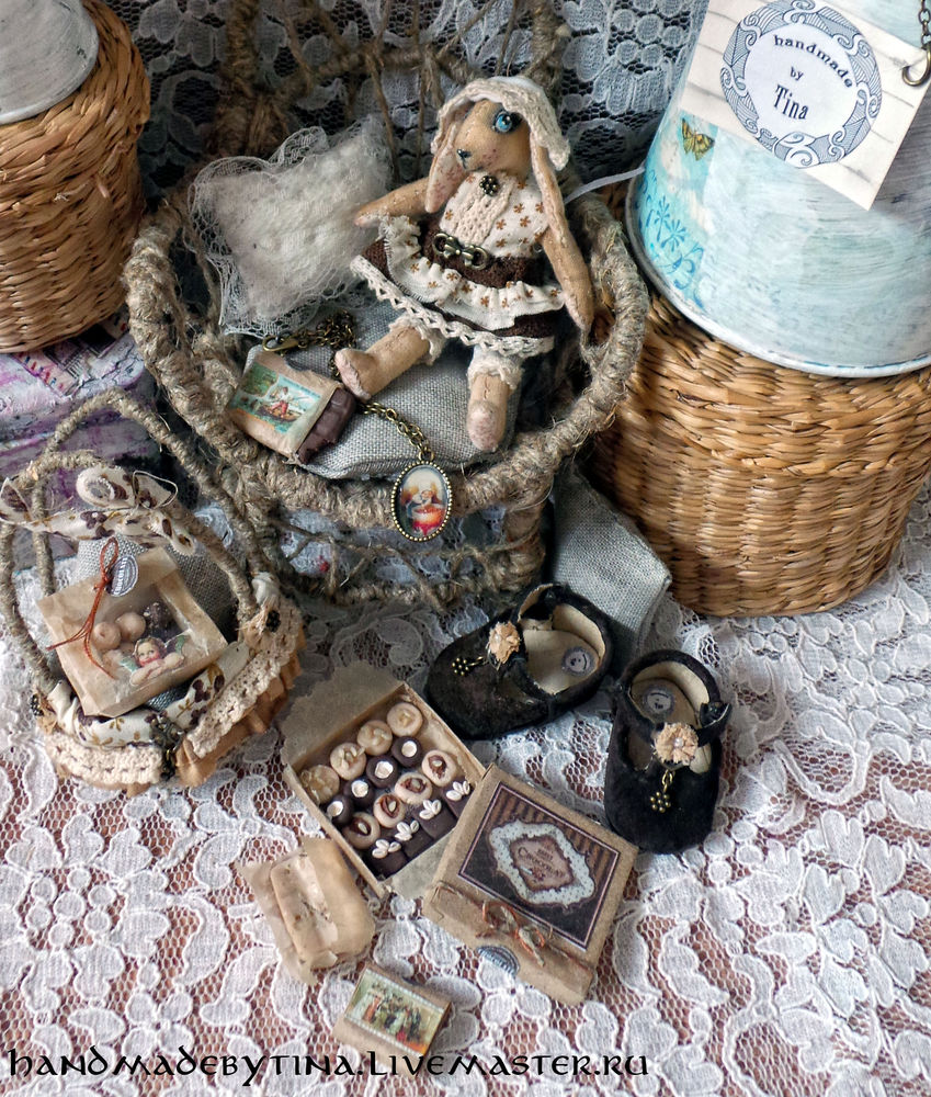 коллекционная кукла, авторская кукла