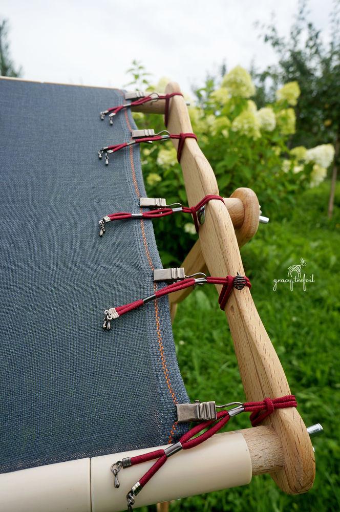 инструменты для вышивания, рама для вышивки