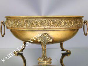 Раритетище Ваза бронза латунь Англия 89   Ярмарка Мастеров - ручная работа, handmade