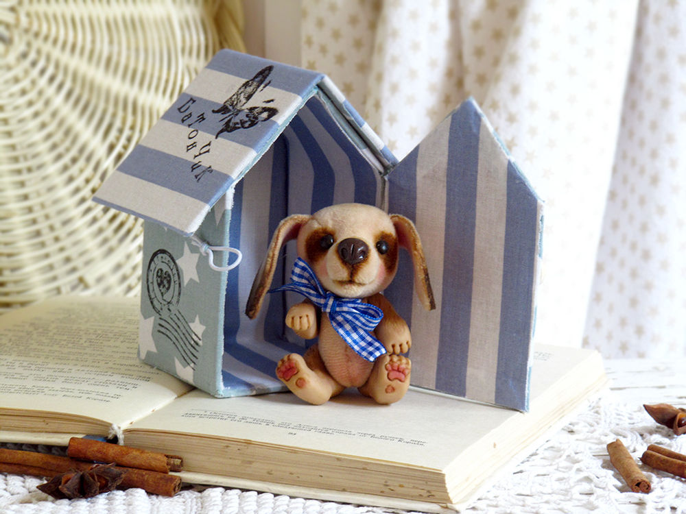 домик для тедди