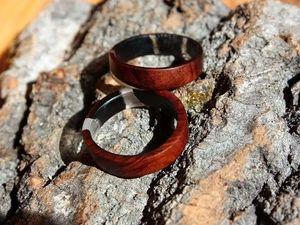 Как я делал кольцо из старой курительной трубки. Ярмарка Мастеров - ручная работа, handmade.