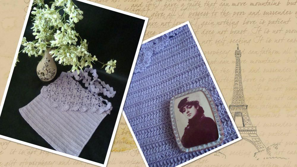 новинки, вязание крючком, выгодная цена, женская сумка, сумка на плечо