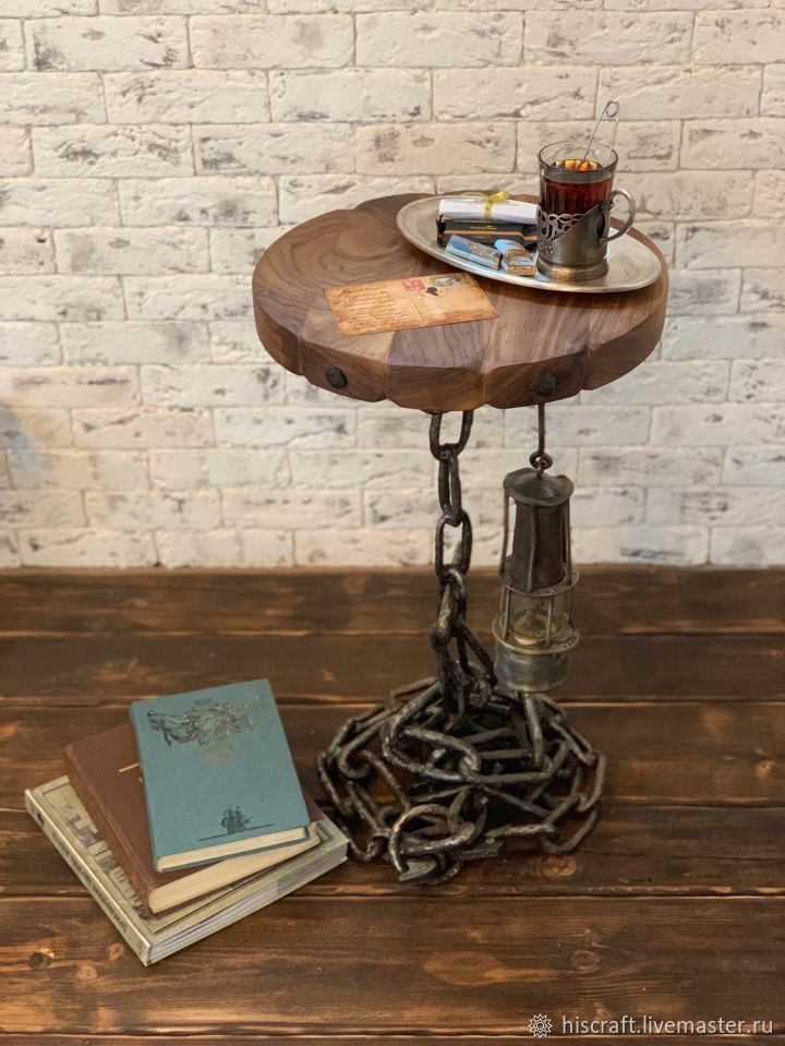 брутальный стол, слэб