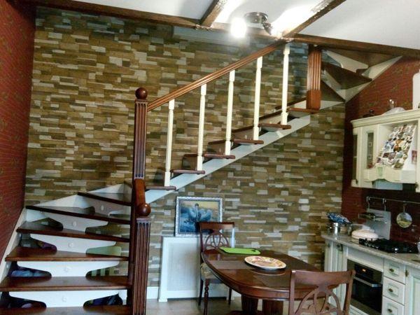 Лестница как украшение интерьера.   Ярмарка Мастеров - ручная работа, handmade