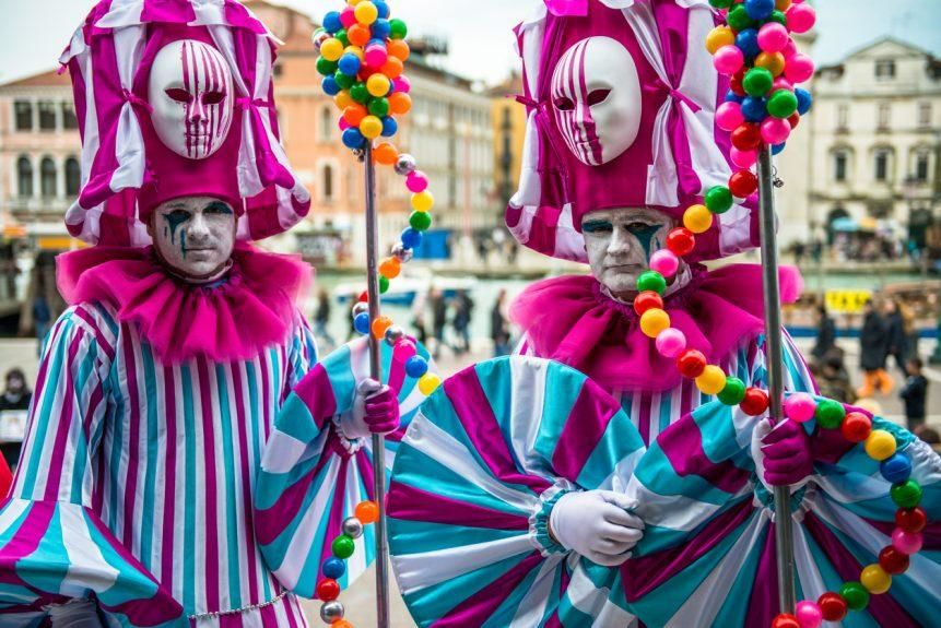 Refined, Elegant, Mystical: The Carnival of Venice, фото № 6