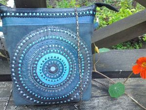Новая работа-сумочка-малышка. Ярмарка Мастеров - ручная работа, handmade.
