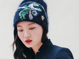 Эстетичные зимние шапки Jennifer Behr | Ярмарка Мастеров - ручная работа, handmade