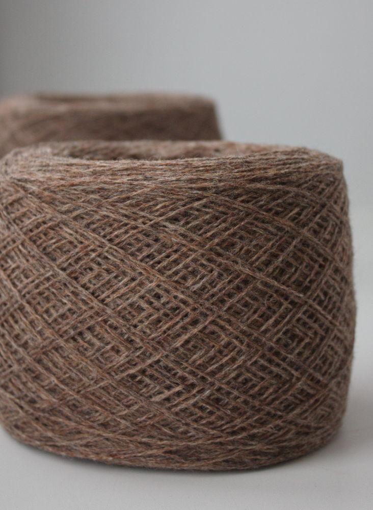 британская пряжа, для вязания спицами, коричневая пряжа