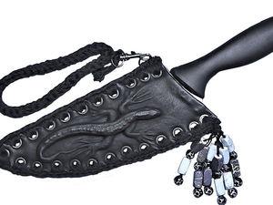 Видео мастер-класс: создаем кожаные ножны Lizard. Часть 1. Ярмарка Мастеров - ручная работа, handmade.