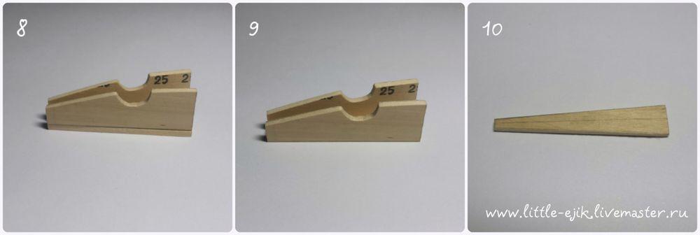 деревянный самолет