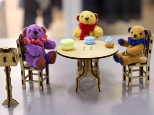 Новые миниатюрные медвежата готовы!. Ярмарка Мастеров - ручная работа, handmade.