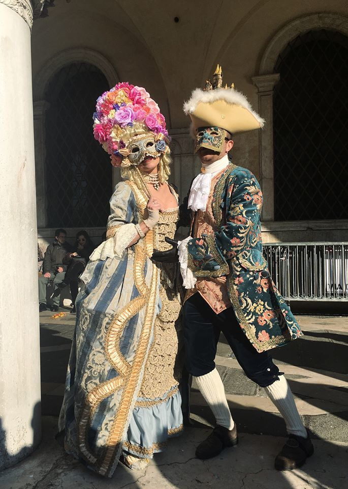 Refined, Elegant, Mystical: The Carnival of Venice, фото № 14