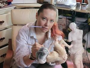 «Блаженство от улыбки до жестов», интервью с Ириной Кадацкой (Filicity Art). Ярмарка Мастеров - ручная работа, handmade.