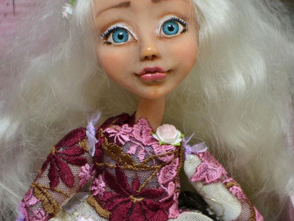 Мастер-класс Будуарная кукла | Ярмарка Мастеров - ручная работа, handmade